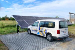 Elektromobilność energiapomorze