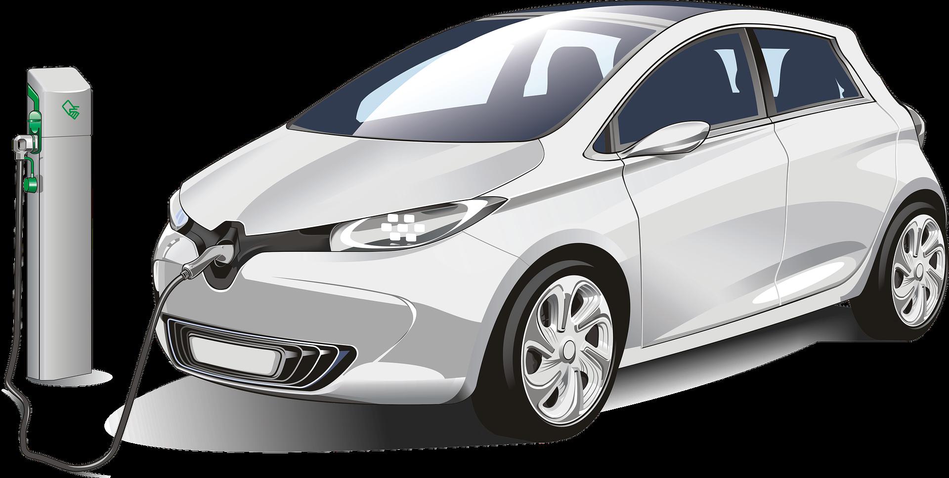 ładowanie samochodu elektromobilność