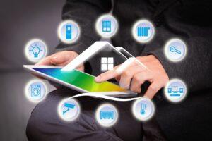 Smart home a fotowoltaika