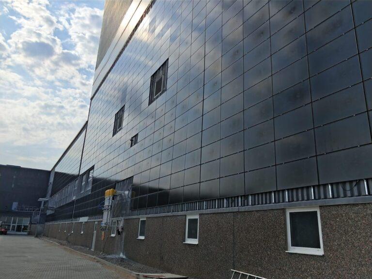 fasada fotowoltaiczna BIPV